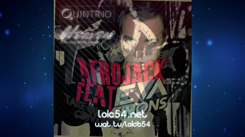 Afrojack feat Eva Simons & Quintino - Take Over Heaven (FunX Remix)