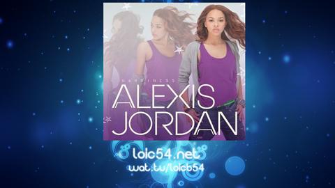 Alexis Jordan - Happiness (Deadmau5 Extended Mix)
