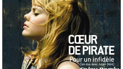 Coeur de Pirate & Julien Doré - Pour Un Infidele (Enjoy Remix)