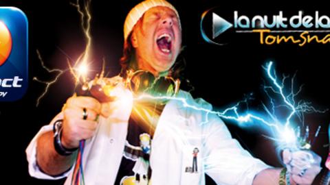Contact - La Nuit De la Prod 2 - Tom Snare - 20h-21h