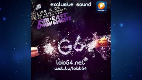 Far East Movement - Like A G6 (Duck & One Bootleg)