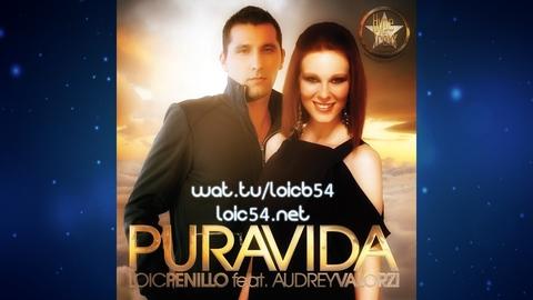 Loic Penillo feat. Audrey Valorzi - Pura Vida (Spanish Club Mix)