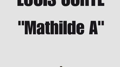 LOUIS CORTE FEAT JAMES HENLEY - MATHILDE A (French Radio Edit)