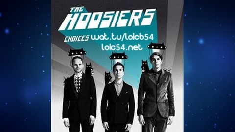 The Hoosiers - Choices (Glam As You by Guena LG Club Mix)