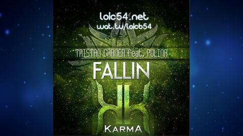 Tristan Garner Feat Polina - Fallin (Radio Edit)