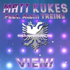 Matt Kukes feat Alain Treins – Vieni