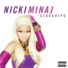 Nicki Minaj – Starships