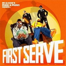 First Serve – Must B The Music