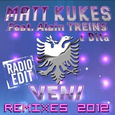 Matt Kukes feat Alain Treins & Dita – Veni (RLS Remix Edit Version Francophone)