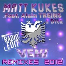 Matt Kukes feat Alain Treins & Dita – Veni (RLS Remix Edit Version Francophone)