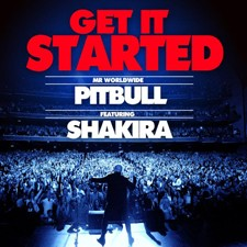 Pitbull feat Shakira – Get It Started For Life