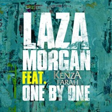 Laza Morgan feat Kenza Farah – One By One (Version Francophone)
