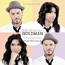 Génération Goldman (M.Pokora et Tal) – Envole-Moi