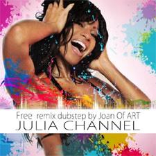 Julia Channel – Free (Joan Of ART Remix)