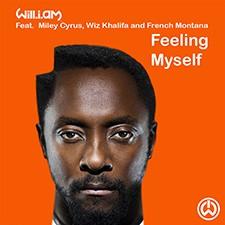 Will.I.Am feat Miley Cyrus & Wiz Khalifa & French Montana – Feeling Myself