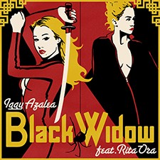 Iggy Azalea feat Rita Ora – Black Widow +(Z100 Edit)