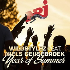 Wildstylez Feat Niels Geusebroek – Year Of Summer sur NRJ