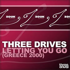 Three Drives - Letting You Go (Greece 2000) (Dabruck & Klein Vocal Radio Edit)