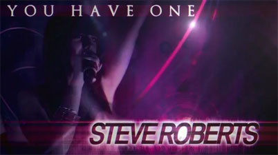 Steve Roberts - You Have One