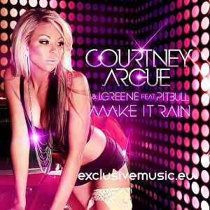 Jeremy Greene feat Courtney Argue & Pitbull - Make It Rain