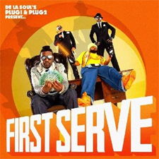 First Serve - Must B The Music