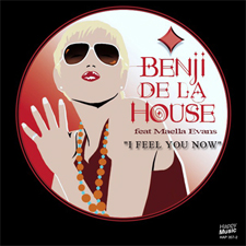 Benji de la House feat Maella Evans - I Feel You Now