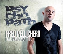 Fred Pellichero Feat Mandy Ventrice - Psychopath