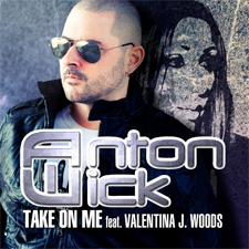 Anton Wick feat Valentina J Wood - Take On Me (Radio Edit)