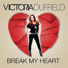 Victoria Duffield - Break My Heart (Version Française)