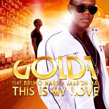 Gold1 feat Bruno Mars & Jaeson Ma - This Is My Love