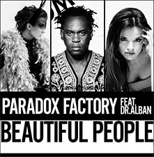 Paradox Factory Feat Dr. Alban - Beautiful People