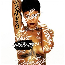 Rihanna - Unapologic