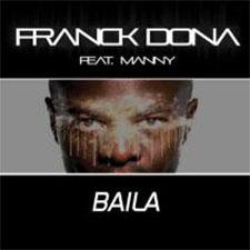 Franck Dona feat Manny - Baila (Joan Krüff Remix)