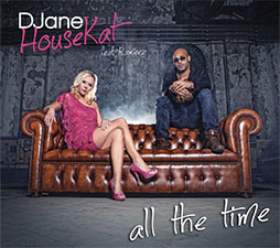 DJane HouseKat feat Rameez - All The Time