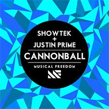 Showtek & Justin Prime - Cannonball