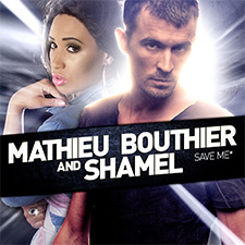 Mathieu Bouthier feat Shamel - Save Me (Radio Edit)
