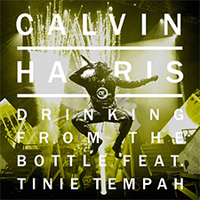 Calvin Harris feat Tinie Tempah - Drinking From The Bottle