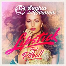 Sophia Del Carmen feat Pitbull  - Lipstick