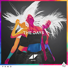 Avicii feat Robbie Williams - The Days