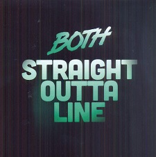Both Straight Outta Line